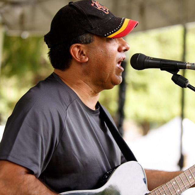 Dave Arden Share the Spirit Festival 2016