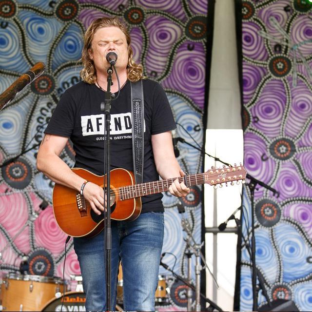 Scott Darlow Share the Spirit Festival 2016